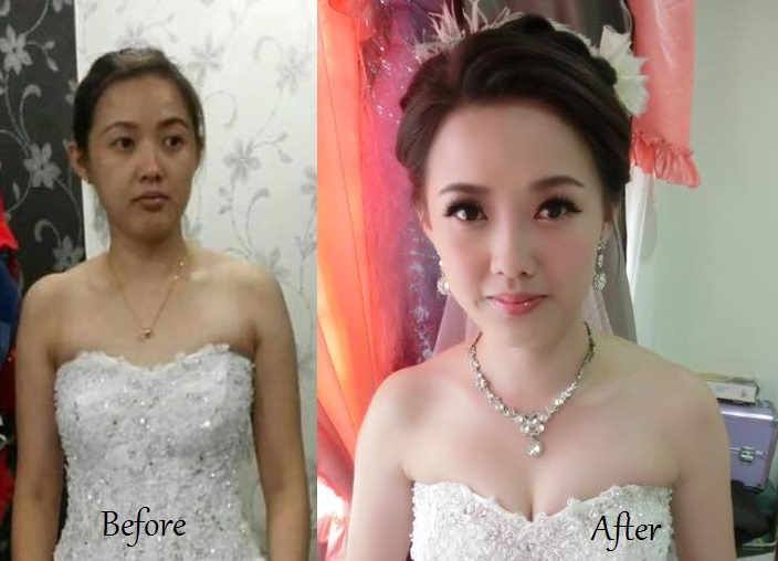 amazing before after