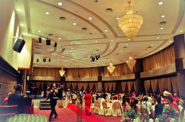 grand paragon johor bahru wedding ballroom venue