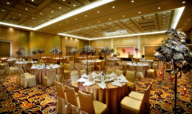 Holiday Inn Melaka Wedding ballroom