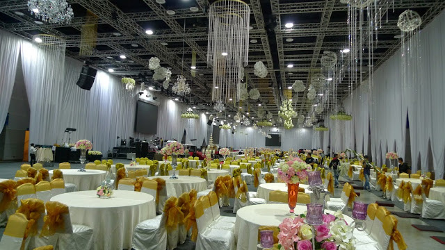 klcc kuala lumpur convention centre wedding