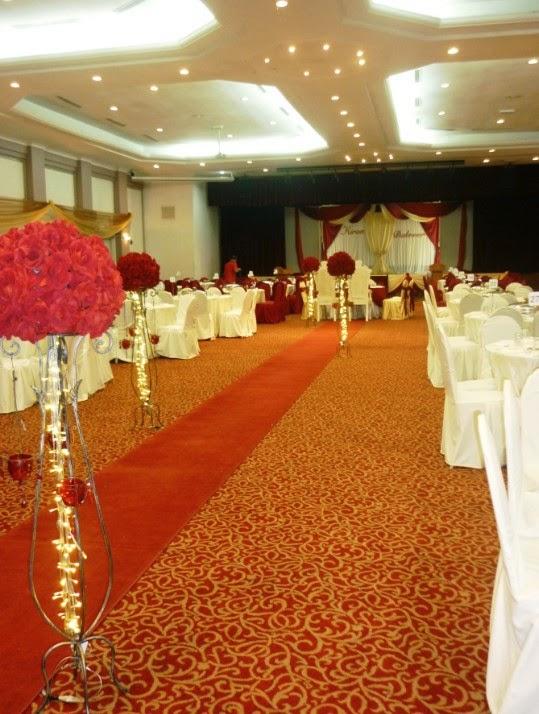 ballroom wedding kgns kelab golf negara subang