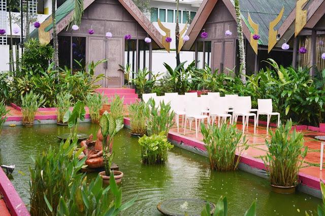 Rama V garden wedding Malaysia