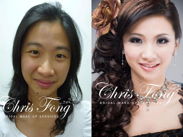 from plain jane to utmost gorgeous and glam, enhance facial attributes