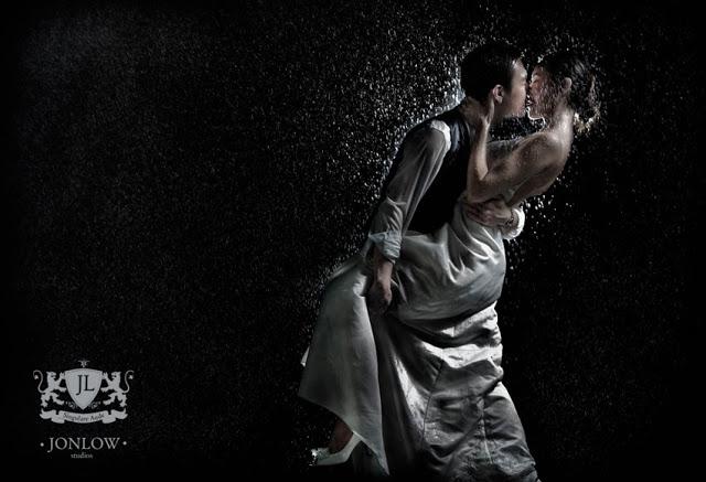 wet bride