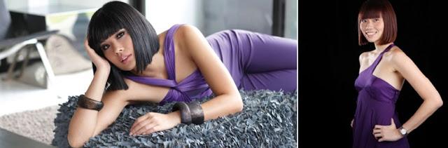 cleapetra hair reclining
