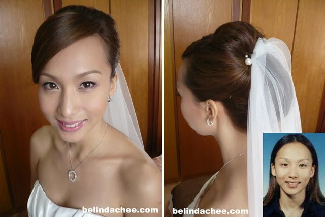 belinda chee wedding makeup
