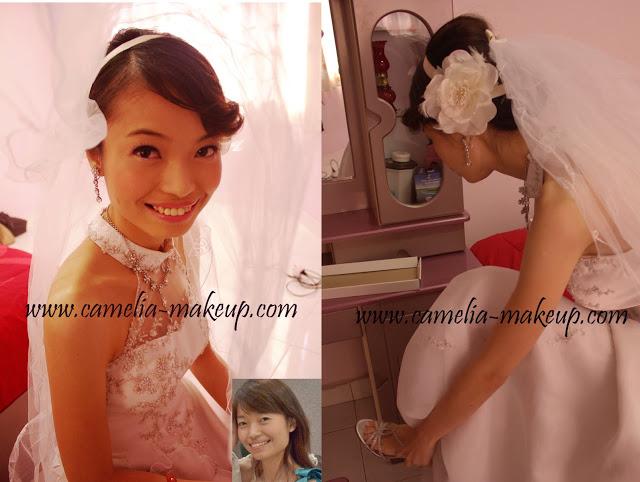 thin bride