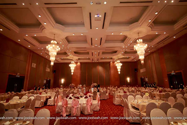 bukit jalil golf club wedding ballroom