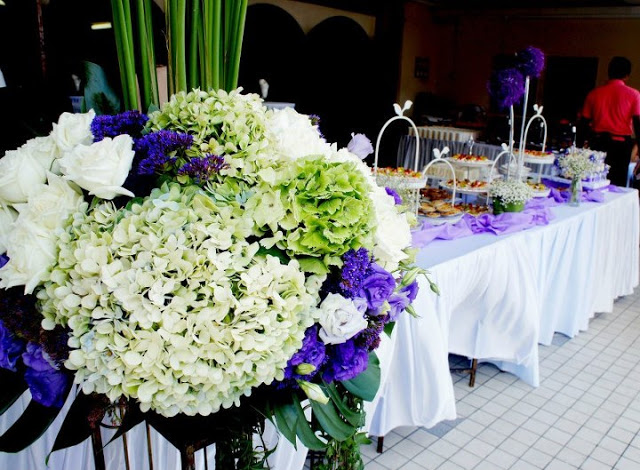 wedding catering and english tea
