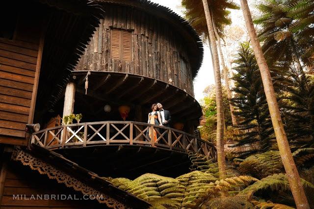 milan bridal house