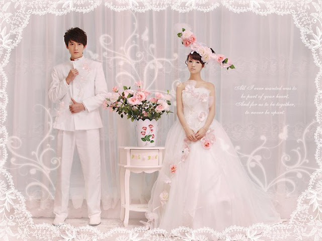 groom looks like girl