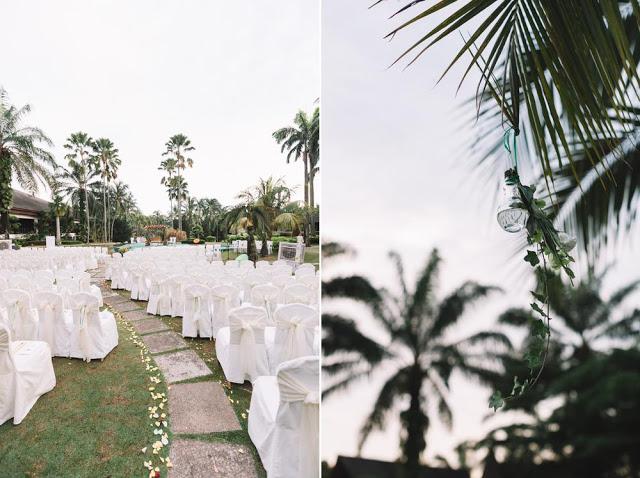 cyberview resort wedding garden