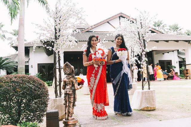 Cyberview resort wedding