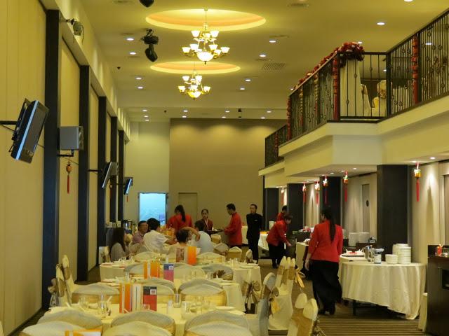 oriental banquet