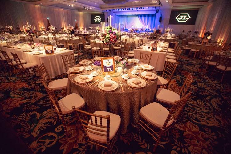 high class venue