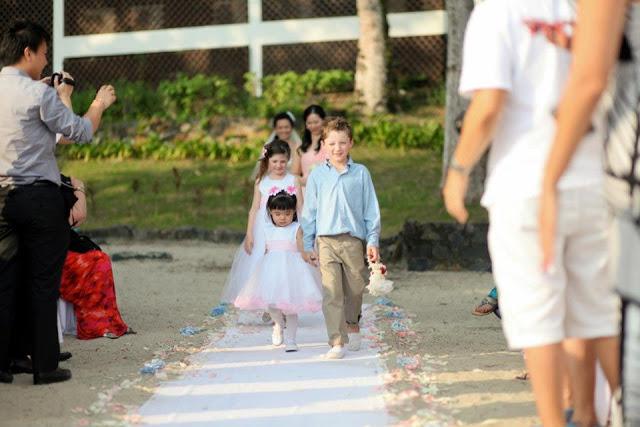 mutiracial wedding
