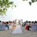 beach wedding sheraton resort langkawi
