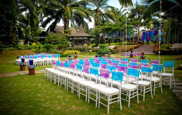 garden wedding cyberjaya