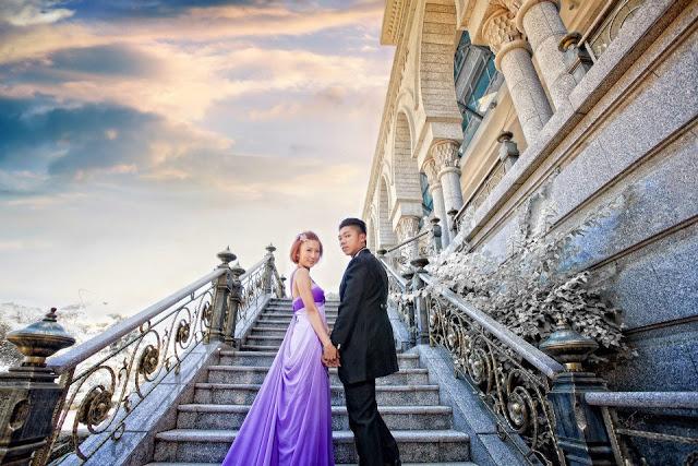 athens theme wedding shoot