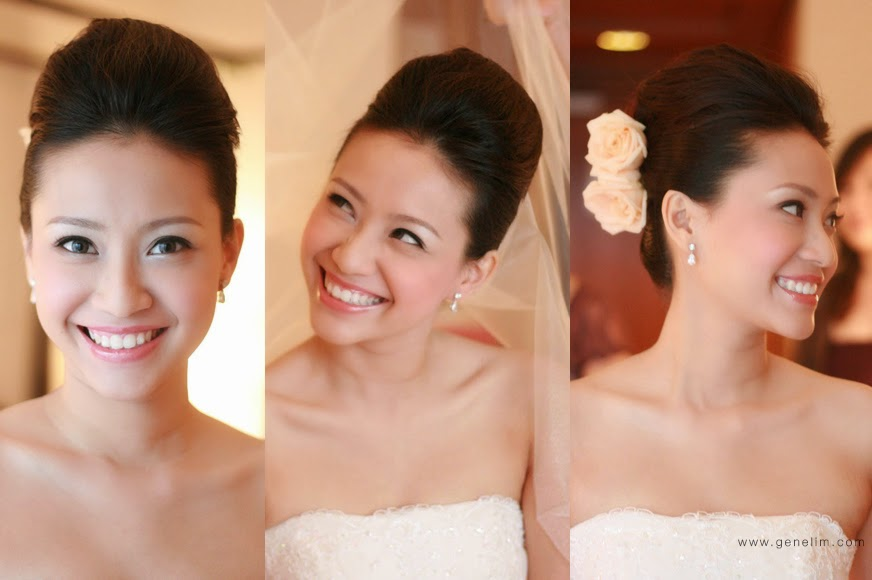 so natural beauty bride