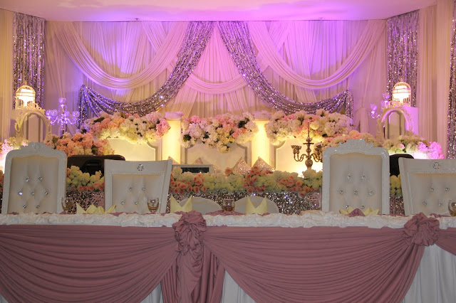 table cloth and backdrop