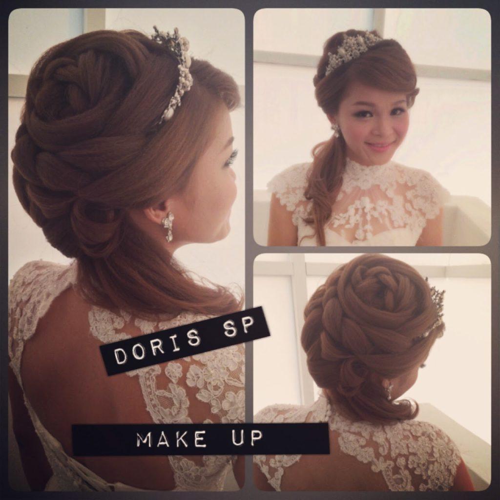 doris makeup