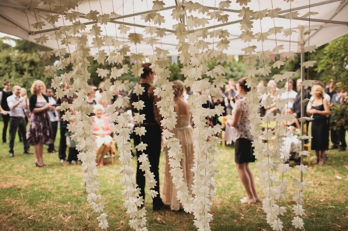 wedding garden decoration