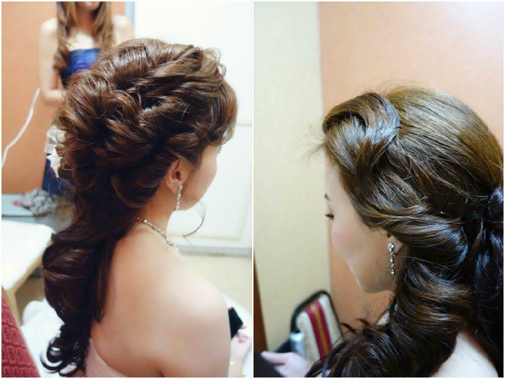 big curls sophisticated loops