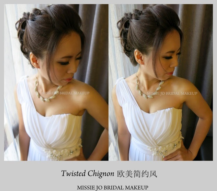 side tail one side gown shell necklace