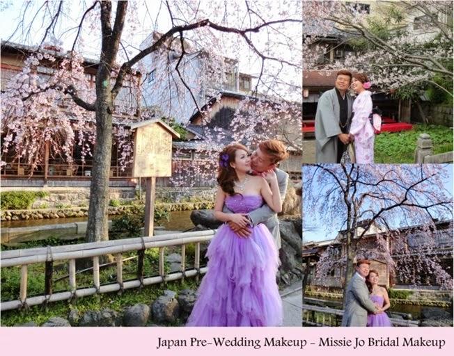 japan sakura purple frail dress