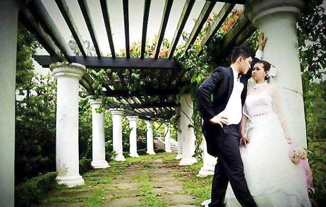 photoshoot at lake gardens kl malaysia