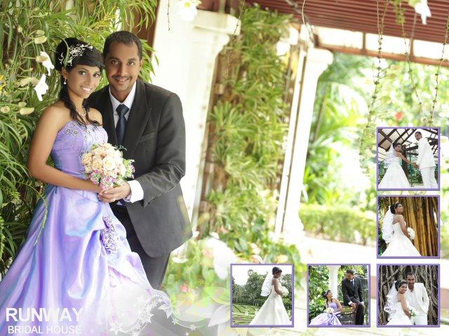 bridal house photo