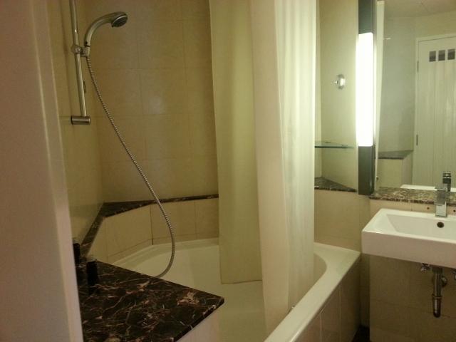 bath room tub tiles