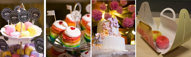 wedding cakes and pastries Malaysia