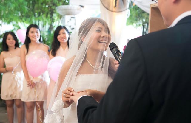 saying of vows