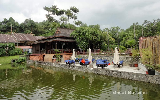 wedding party by the lake KL