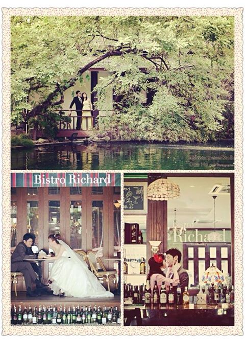 vintage european pre-wedding location Malaysia