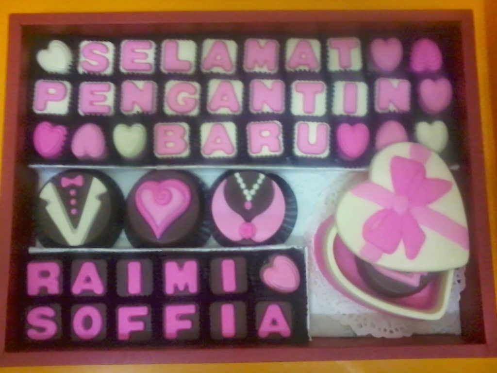 chocolate love box set