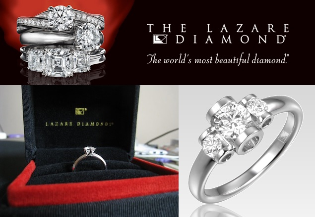Lazare diamond wedding ring malaysia