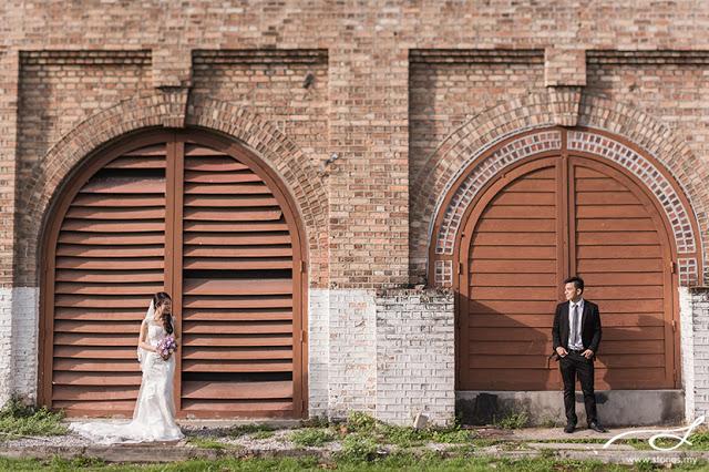 Pre-wedding photography KLPAC