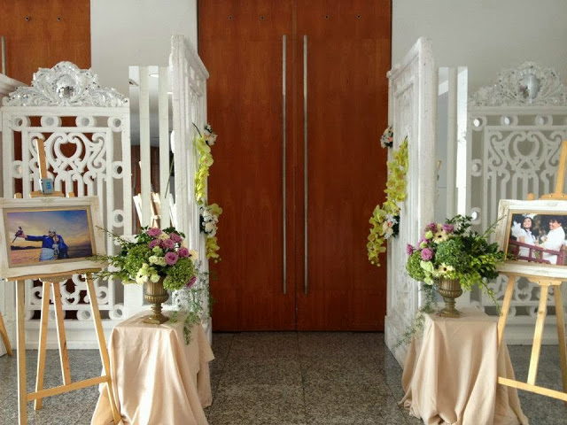 reception decor picture