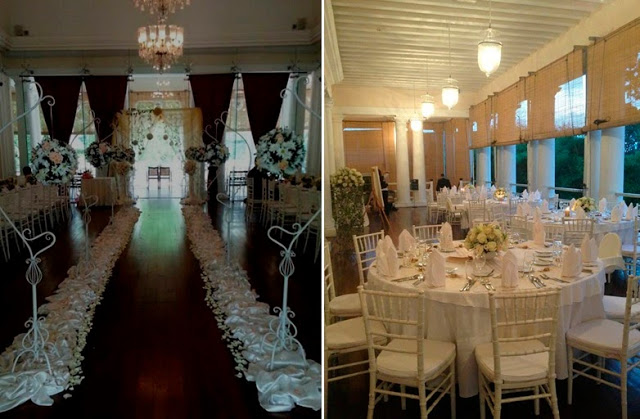 white table chairs decor