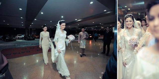 white gown princess