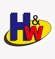 blue red h&w
