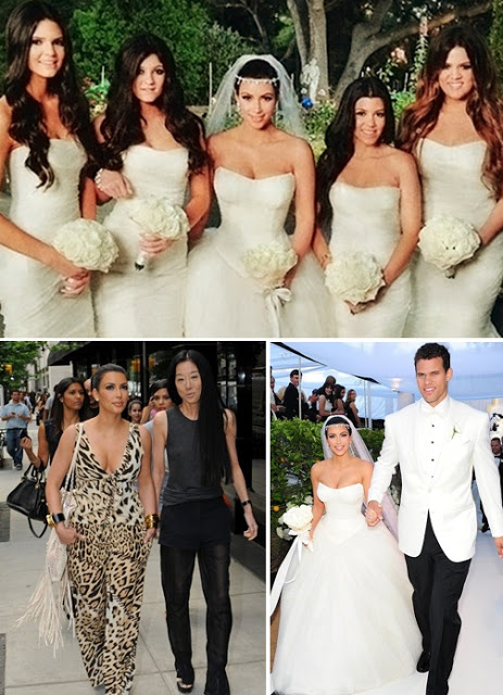 wedding of kim