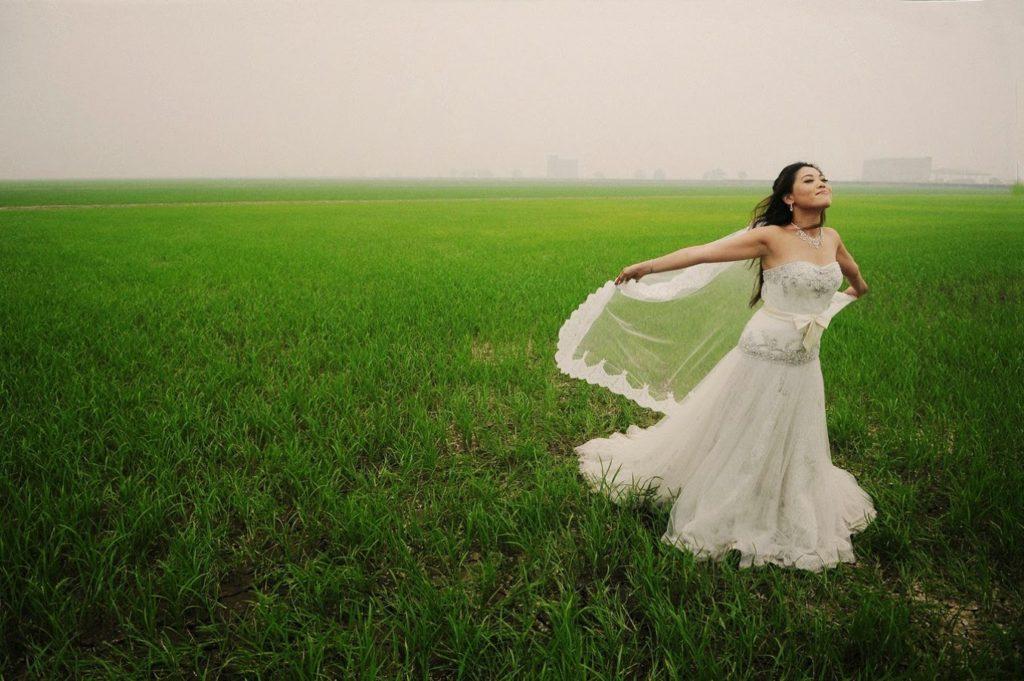 pre-wedding sekinchan