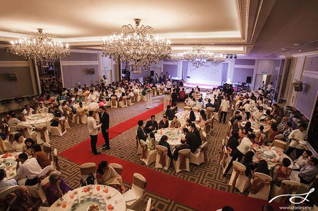 Eastern & Oriental penang E&O wedding ballroom banquet reception
