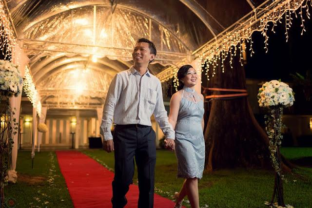 lone pine penang wedding