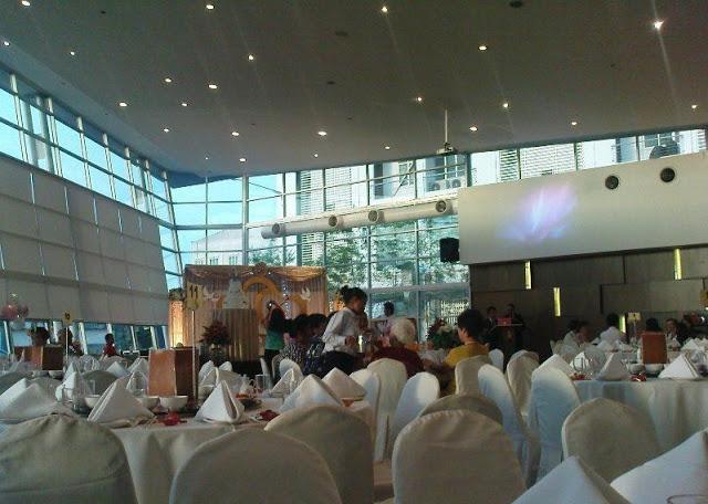 the banQuet kuching chinese restaurant wedding