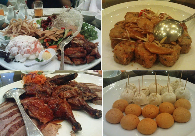 different type of wedding food yummy